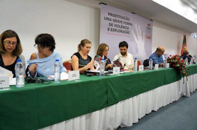 MDM no Seminário «Prostituição: Uma grave forma de violência e exploração. A situação na Europa e em Portugal»