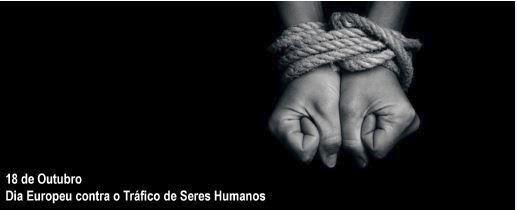 Dia Europeu Contra o Tráfico de seres humanos – fechar os olhos é consentir