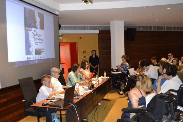 Lisboa recebeu a 2ª Jornada «As Mulheres e a Deficiência»