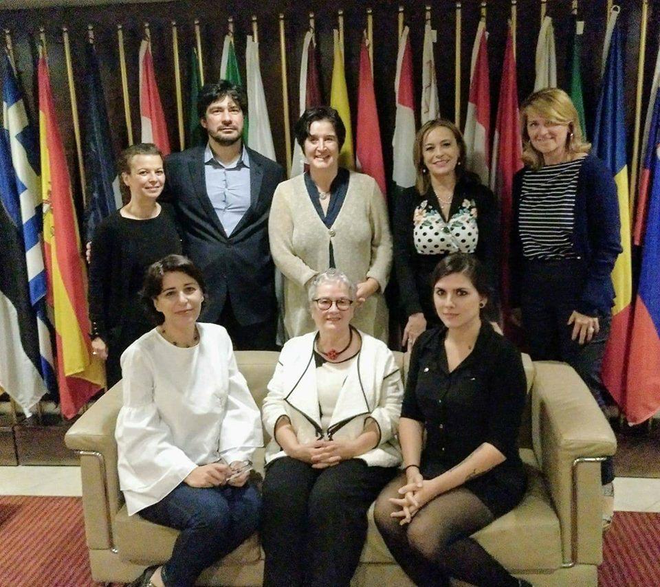 MDM reúne com Comité dos Direitos das Mulheres e Igualdade de Género do PE