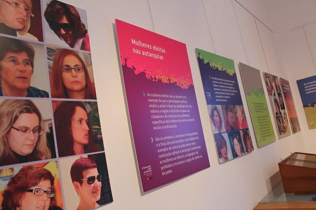 Exposição sobre governação local no feminino inaugurada em Setúbal