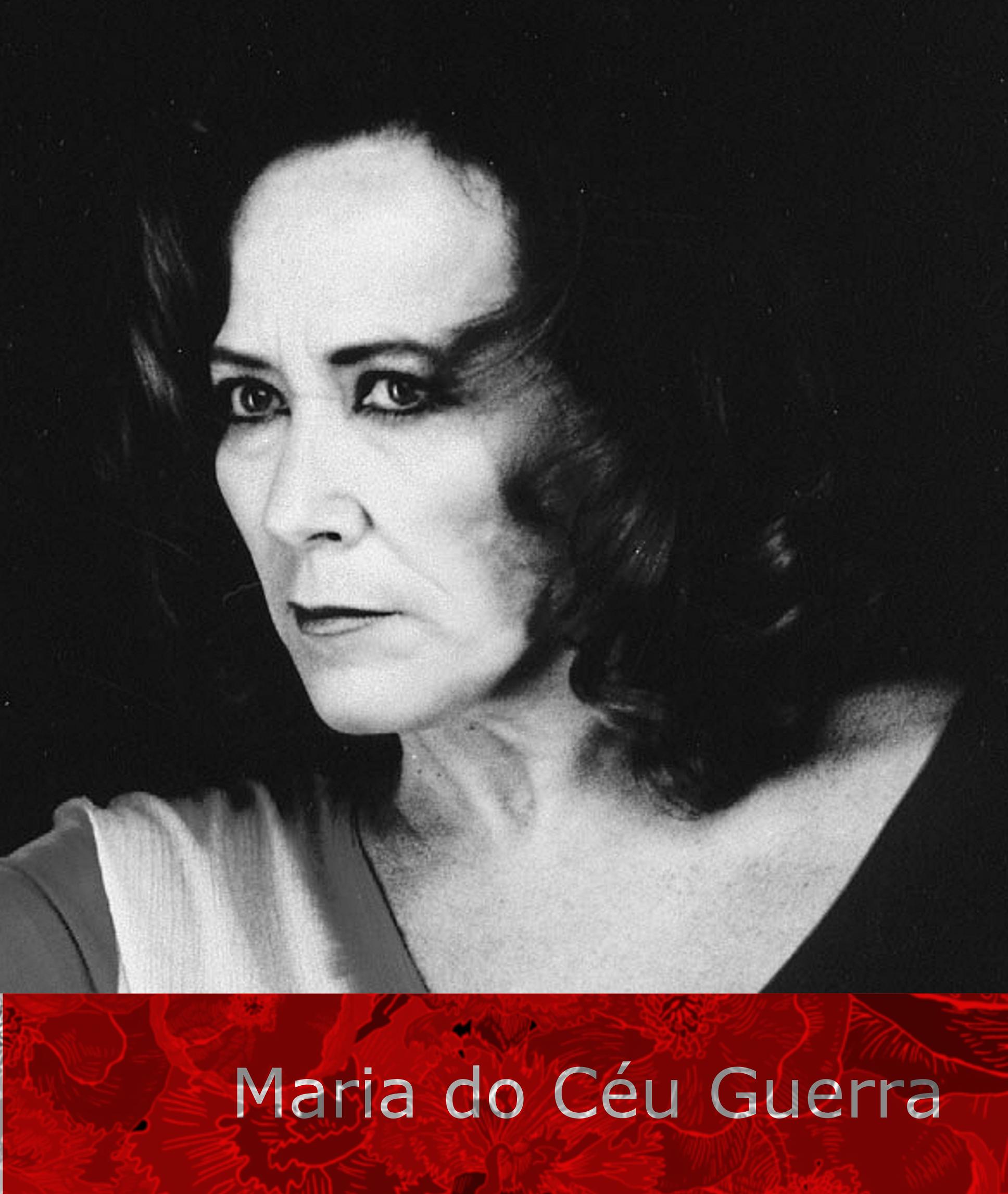 MDM saúda  Maria do Céu Guerra, pela distinção que merecidamente lhe é atribuída com o Prémio Vasco Graça Moura.