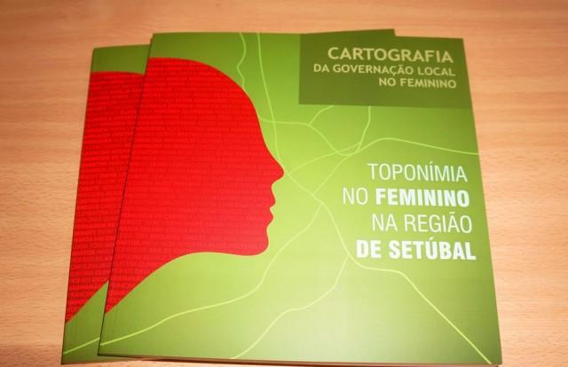 """""""Cartografia da Governação Local no Feminino"""" apresentada em Almada"""
