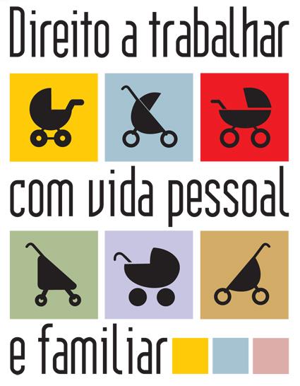 """Acção Pública """"Direito a trabalhar com vida pessoal e familiar"""""""
