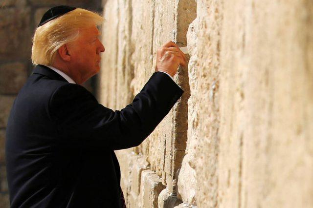 O MDM repudia o reconhecimento de Jerusalém como capital de Israel pelos EUA