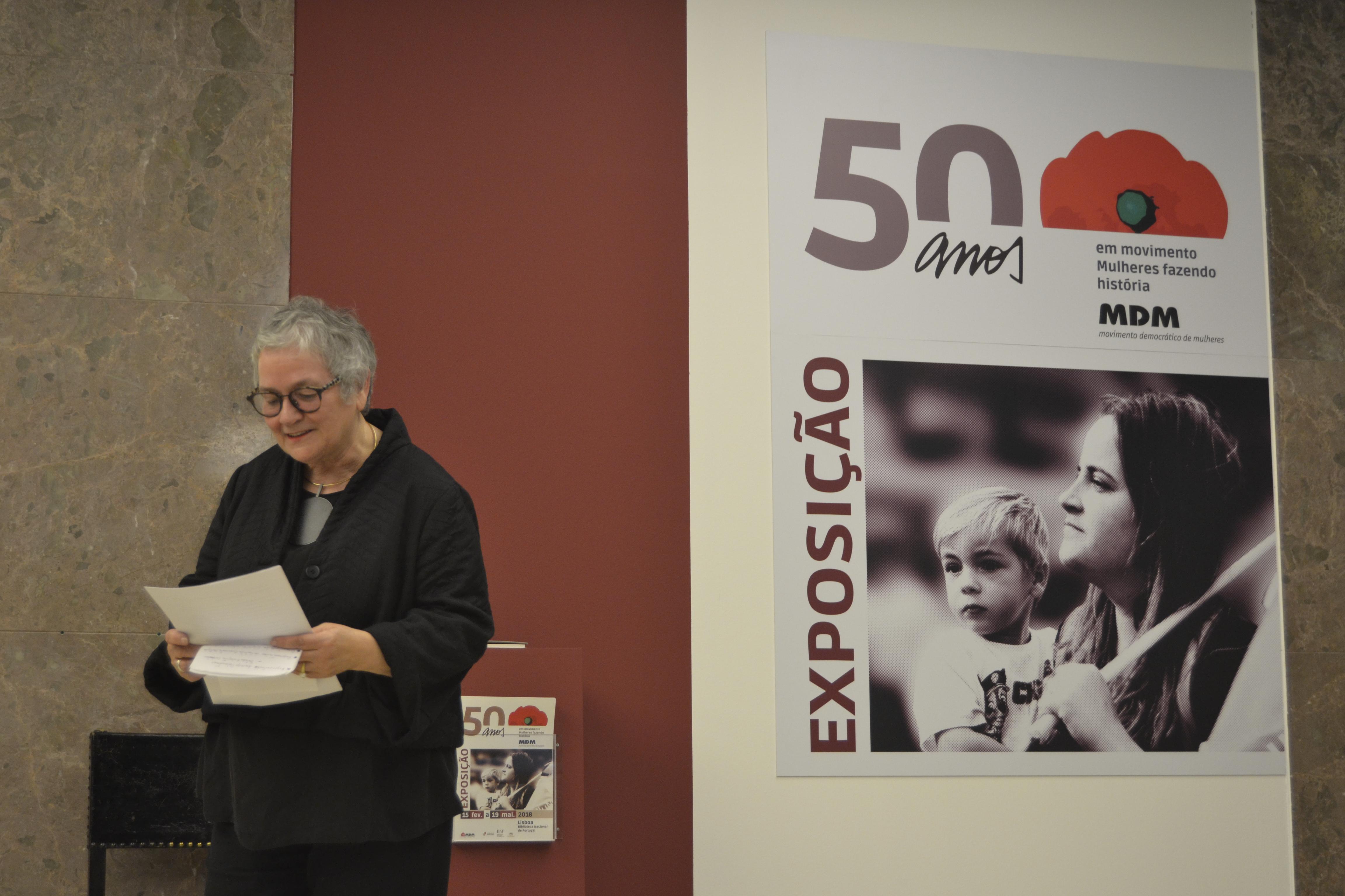 MDM celebra 50º aniversário com inauguração de exposição