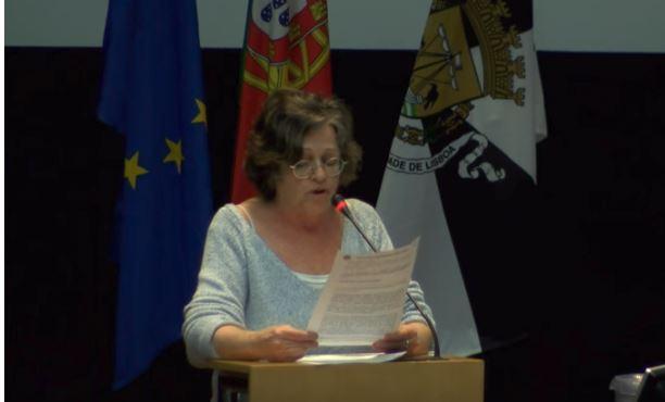 Denúncia: Prostituição não é trabalho!  Contra a institucionalização da violência contra as mulheres pela Câmara Municipal de Lisboa
