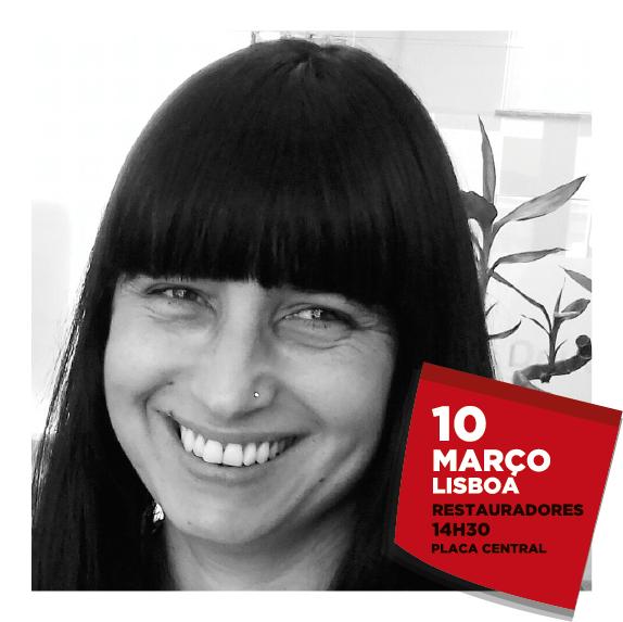 Catarina Freitas, bancária/assessora financeira