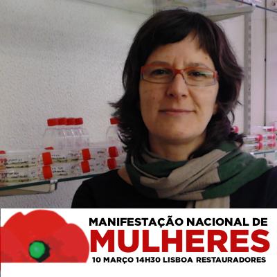 Elsa Dias, Investigadora