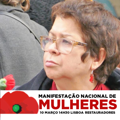 Olga Mendes, professora
