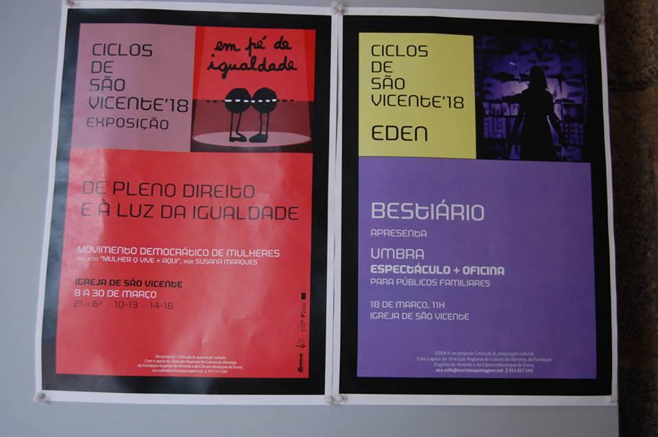 Comemorações do 8 de Março em Évora