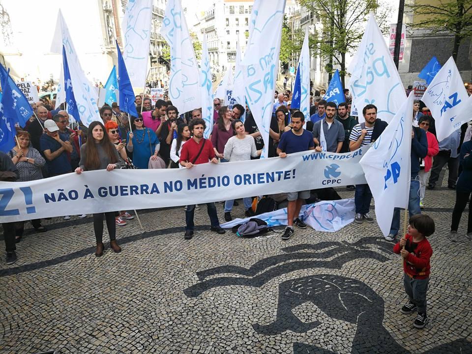 Acto Público «Pela Paz! Fim à agressão à Síria!»