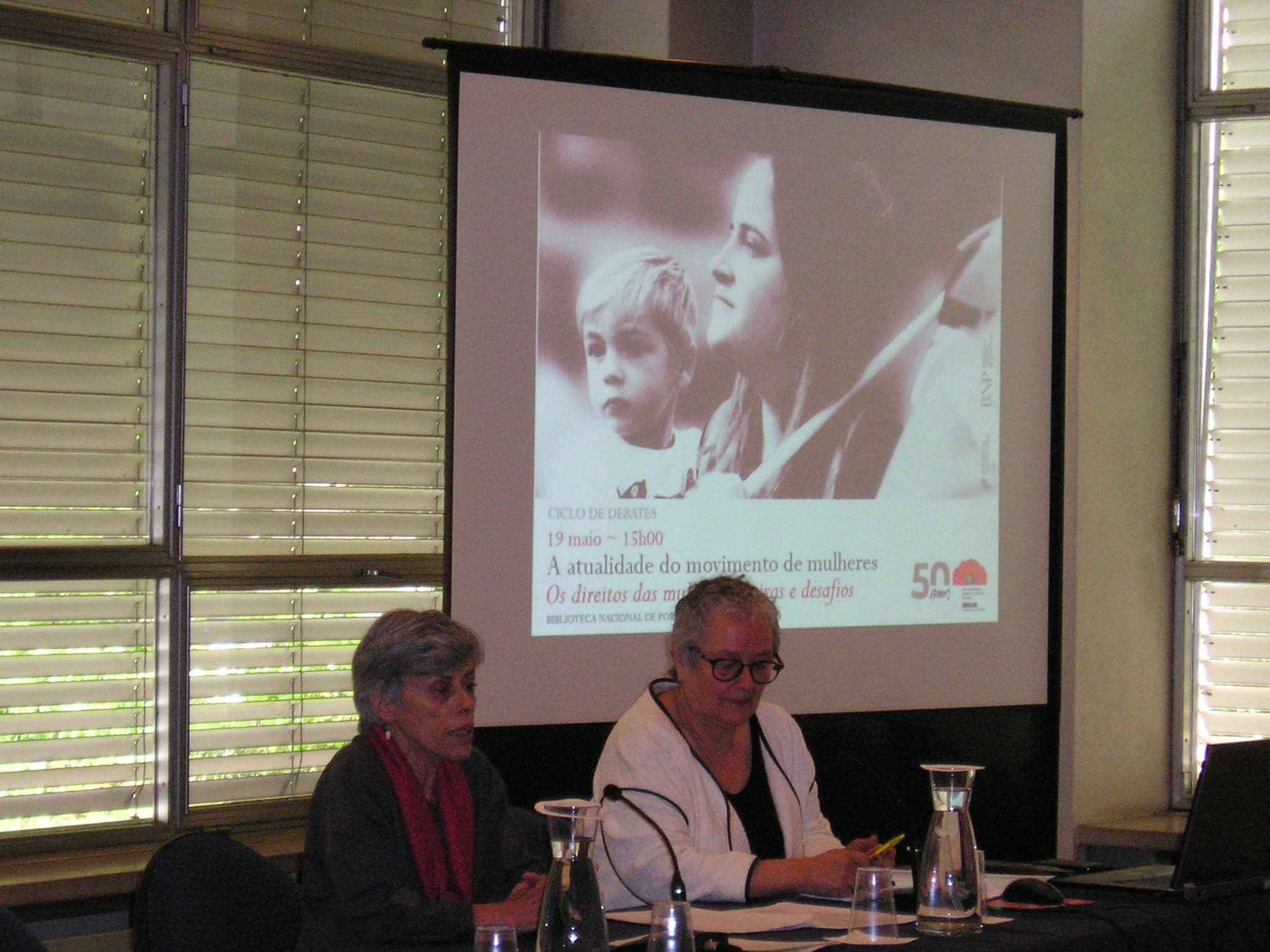 Os 50 anos do MDM e a actualidade do movimento de mulheres