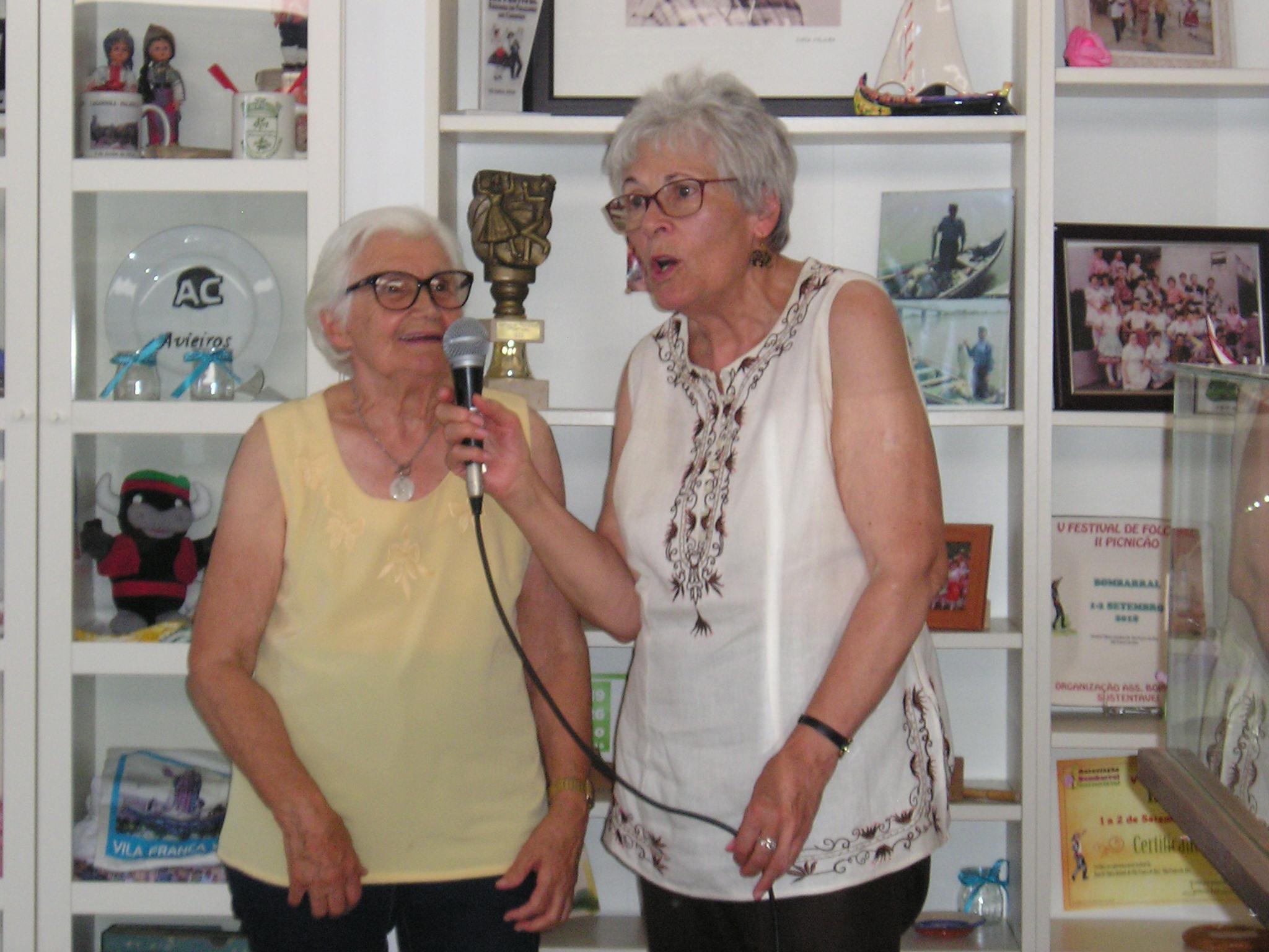 MDM homenageia mulheres avieiras Vila Franca de Xira