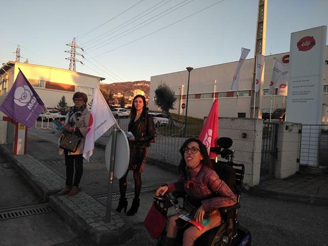 Estamos a construir a manifestação em Seia!