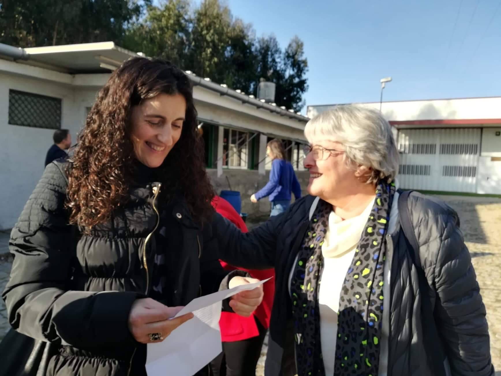 MDM participa em almoço de solidariedade com Cristina Tavares