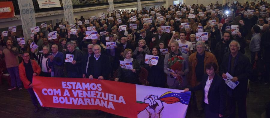 Carta Aberta ao Governo Português pelo desbloqueio económico e financeiro da Venezuela