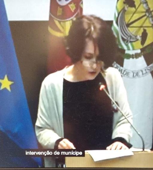"""Votação da Petição """"Em defesa da dignidade das mulheres – prostituição não é trabalho"""" na Assembleia Municipal de Lisboa"""