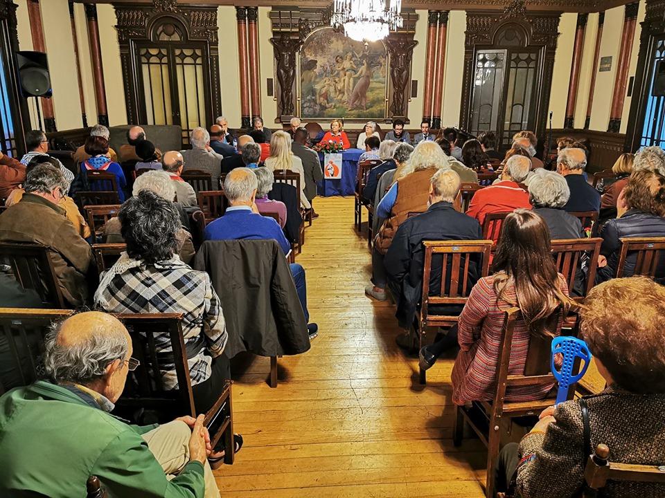 MDM presente na sessão pública «45 anos da Revolução de Abril e o fim do colonialismo português»