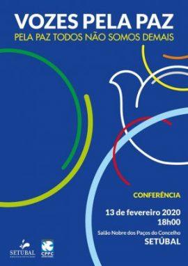 MDM presente em Conferência pela Paz
