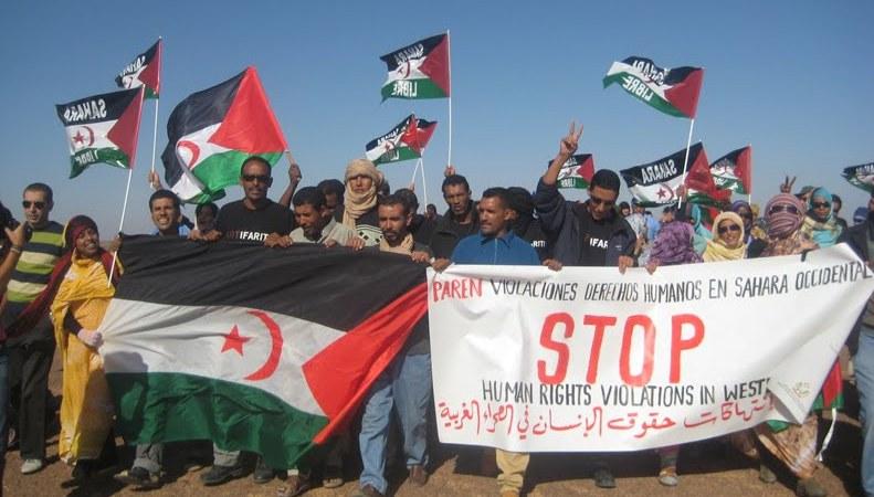 Apelo enviado a várias entidades sobre a situação do povo saharaui