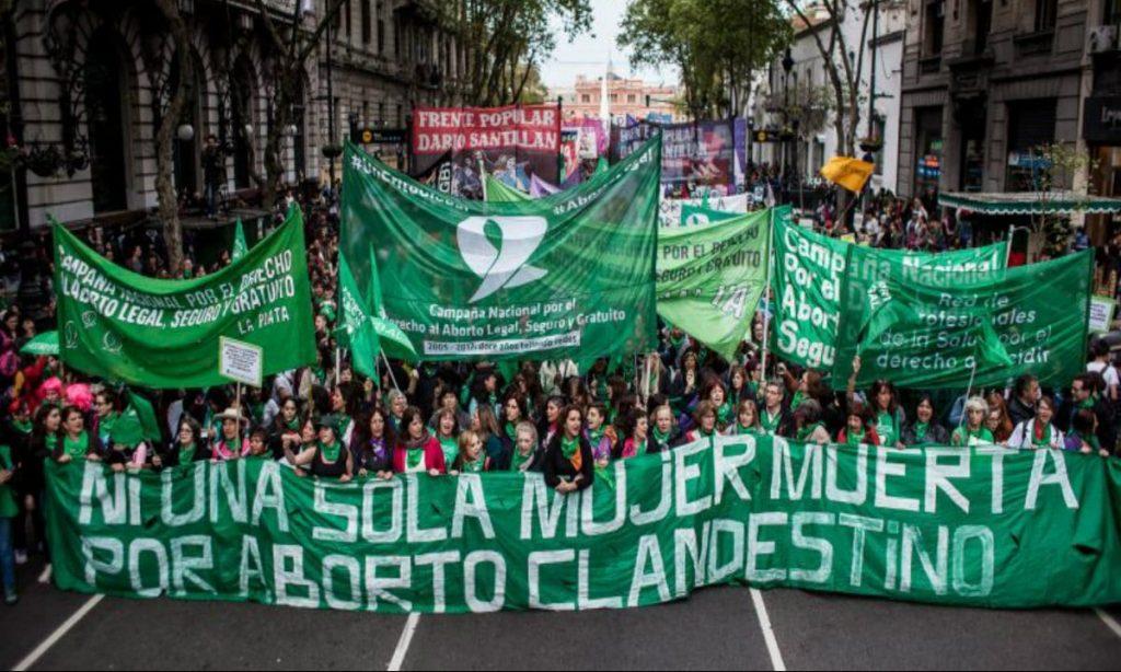 MDM manifesta solidariedade com Mulheres da Argentina em luta pelo direito à IVG