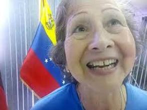 Faleceu Elisabeth Tortosa – Vice-presidente da FDIM e dirigente da Associação Bolivariana de Mulheres